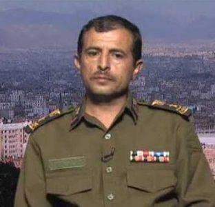 مدير مكتب الإعلام الأمني في وزارة الداخلية بصنعاء نجيب العنسي